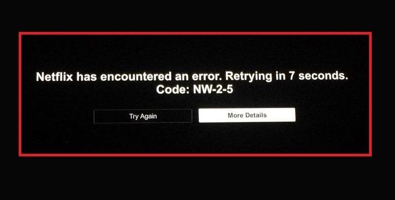 Netflix NW-2-5