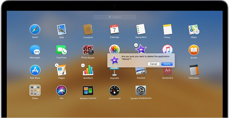 Uninstall Unwanted Applications on Mac