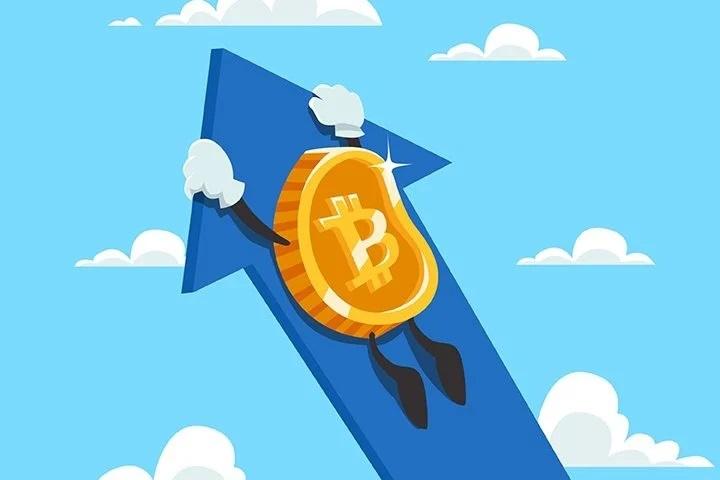 Bitcoin's Value Rising
