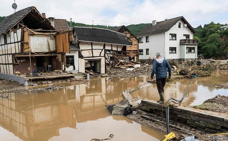 Germany After Devastating Floods