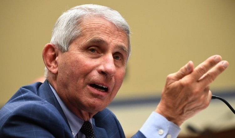 Fauci Says He Wouldn't Be Surprised If Covid Vaccines Require Three Shots For Full Regimen, Instead of Two